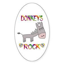Donkey Decal