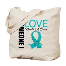 PCOS Needs A Cure Tote Bag