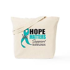 PCOS Hope Matters Tote Bag