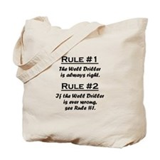 Well Driller Tote Bag