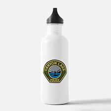 Canyon Lake Police Water Bottle