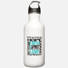 PCOS Can't Take My Hope Water Bottle