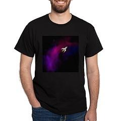 Nova Ship Black T-Shirt