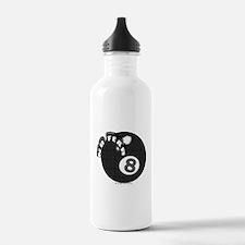 No Fear 8 Ball Water Bottle
