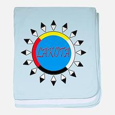 Lakota baby blanket