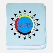 Navajo baby blanket