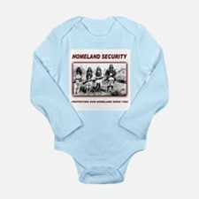 Homeland Security Native Pers Long Sleeve Infant B