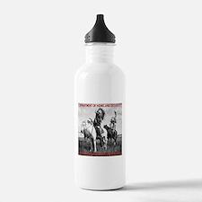 NDN Warriors Homeland Securit Water Bottle