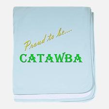Catawba baby blanket