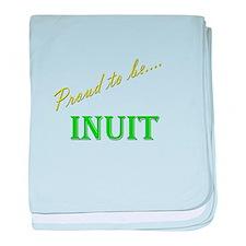 Inuit baby blanket