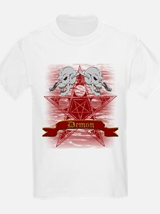 Pentagram and Skill Design T-Shirt
