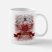 Pentagram and Skill Design Mug