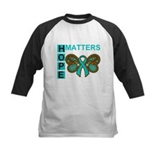 PCOS Hope Paisley Butterfly Tee