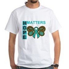 PCOS Hope Paisley Butterfly Shirt
