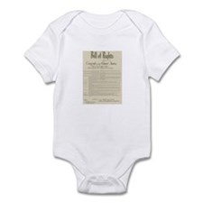 Bill of Rights Infant Creeper