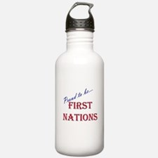 First Nations Pride Water Bottle