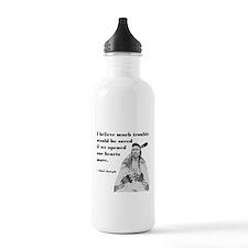 Open Hearts Water Bottle