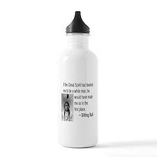 Sitting Bull Water Bottle