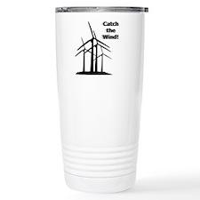 Catch the Wind Travel Mug