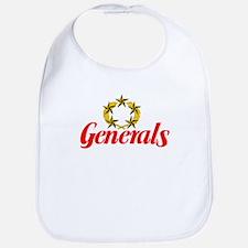 New Jersey Generals Bib