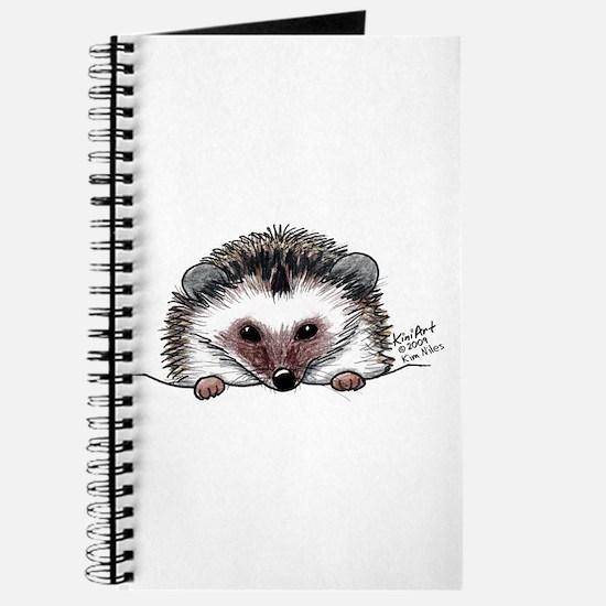 Pocket Hedgehog Journal