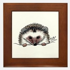 Pocket Hedgehog Framed Tile