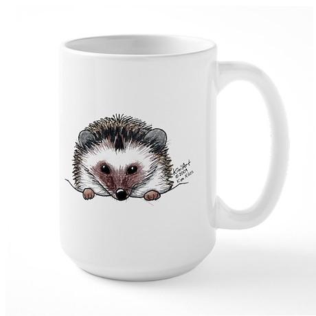 Pocket Hedgehog Large Mug
