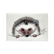 Pocket Hedgehog Rectangle Magnet