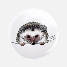 "Pocket Hedgehog 3.5"" Button"