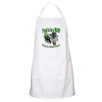 Proud to be a WAHP BBQ Apron