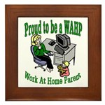 Proud to be a WAHP Framed Tile