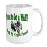 Proud to be a WAHP Large Mug
