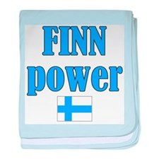 Finnish Power Gifts baby blanket