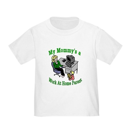 Mommy's a WAHP Toddler T-Shirt
