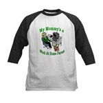 Mommy's a WAHP Kids Baseball Jersey