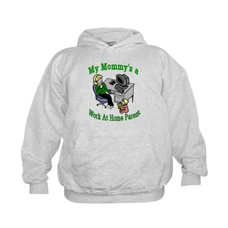 Mommy's a WAHP Kids Hoodie