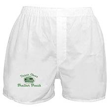 Upper Class Trailer Trash Boxer Shorts