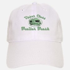Upper Class Trailer Trash Baseball Baseball Cap