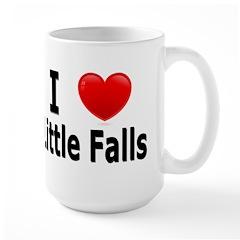 I Love Little Falls Large Mug