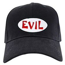 Evil Baseball Hat