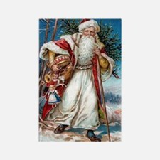 Victorian St. Nicholas Rectangle Magnet