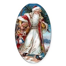 Victorian St. Nicholas Decal