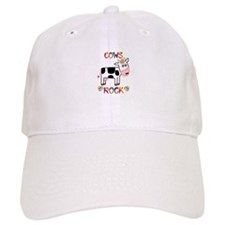Cow Baseball Cap