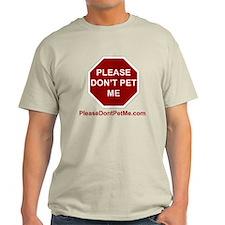 PDPM Stop Sign T-Shirt