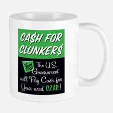 Cash for Clunkers Mug