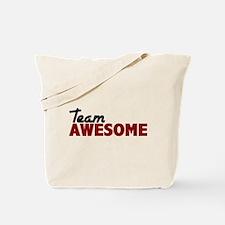 Team Awesome Tote Bag