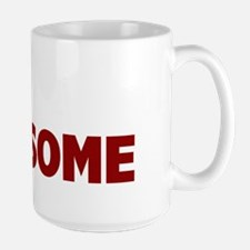 Team Awesome Large Mug