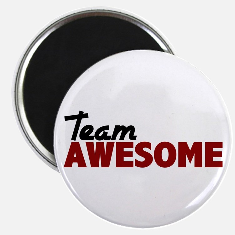 "Team Awesome 2.25"" Magnet (10 pack)"