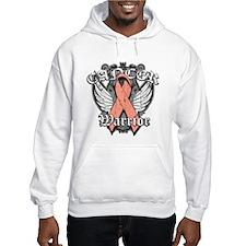 Warrior - Uterine Cancer Hoodie