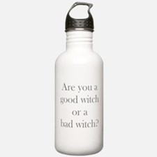 Are you a good witch or a bad Water Bottle